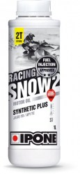 IPONE Масло 2Т SNOW RACING 1L FRAISE