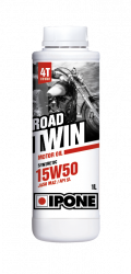 IPONE Масло 4Т ROADTWIN 15W50 1L