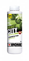 IPONE Масло 2Т SCOOT CITY 1L Fraise