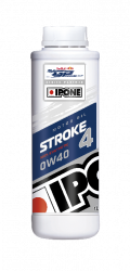 IPONE Масло 4Т STROKE 0W40 1L