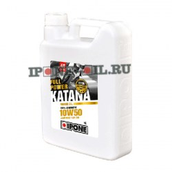 IPONE Масло 4Т Full Power Katana 10W50 4L