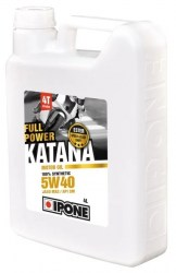 IPONE Масло 4Т Full Power Katana 5W40 4L