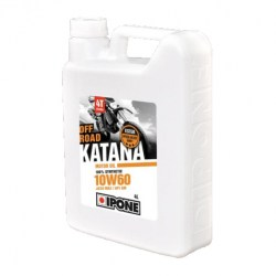 IPONE Масло 4T OFF ROAD KATANA 10W60 4L
