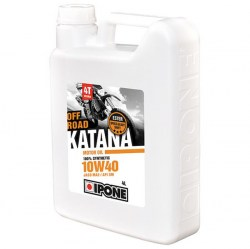 IPONE Масло 4T OFF ROAD KATANA 10W40 4L