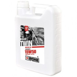 IPONE Масло 4Т ROADTWIN 15W50 4L